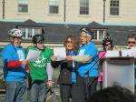 City councillors read bike credo